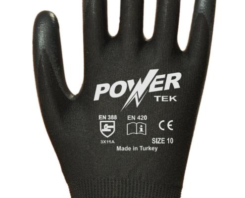 power-tek-siyah-duz-astarli-nitril-kaplama-pamuk-is-eldiveni
