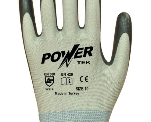 power-tek-siyah-gri-duz-astarli-nitril-kaplama-pamuk-is-eldiveni